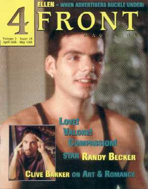 4Front Magazine, Vol 2 Issue 18, 30 April - 13 May 1997