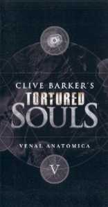 Clive Barker - THE HAUNTER OF PRIMORDIUM