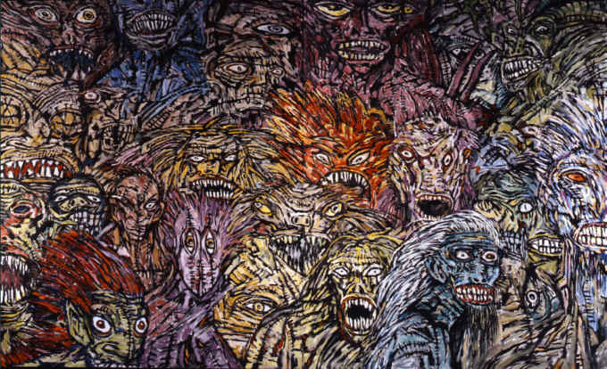 Clive Barker - from Abarat: Absolute Midnight