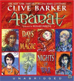 Clive Barker - Abarat 2 - HarperCollins US unabridged audio for download