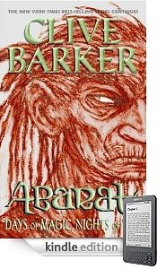 Abarat II, Kindle edition