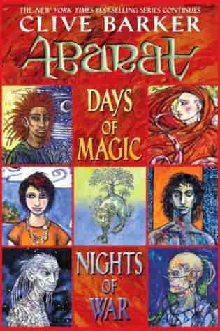 Clive Barker - Abarat - Book Two - Days of Magic, Nights of War