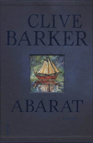 Clive Barker - Abarat - numbered edition, in slipcase