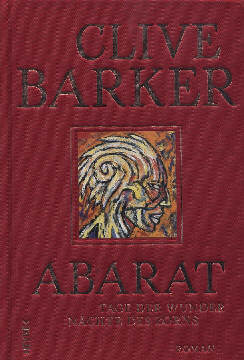 Clive Barker - Abarat II - numbered edition