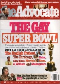 The Advocate, Issue 730, 1 April 1997