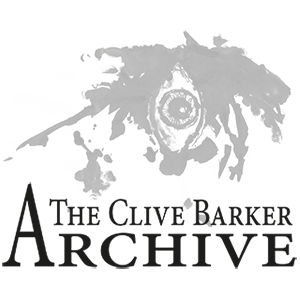 The Clive Barker Archive
