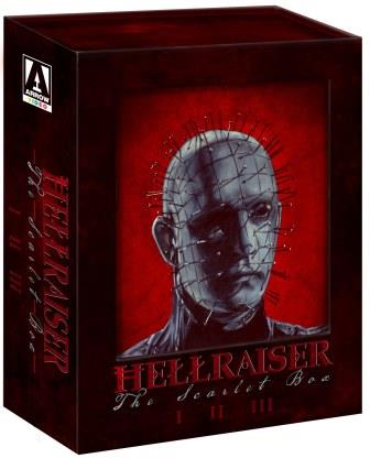 Clive Barker - Hellraiser: The Scarlet Box