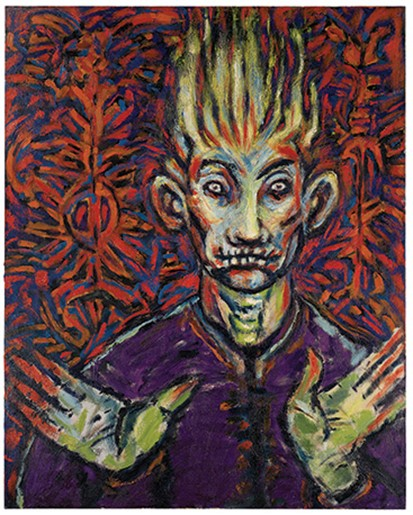 Clive Barker - artwork request