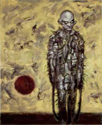 Clive Barker - Axis: Modern Man