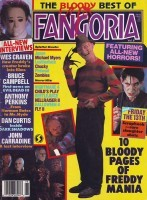 The Bloody Best of Fangoria, Vol 8, 1989