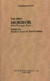 Best Horror From Fantasy Tales - proof