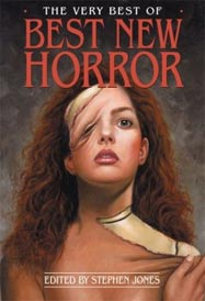 The Very Best of Best New Horror - hardback limited edition, 2011