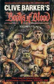 Clive Barker - Books of Blood 1-3, Sphere