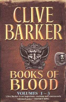 Clive Barker - Books of Blood 1-3, Warner