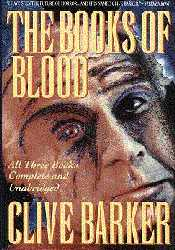 Clive Barker - Books of Blood 1-3, Dorset