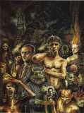 Clive Barker - Book Of Blood I cover art