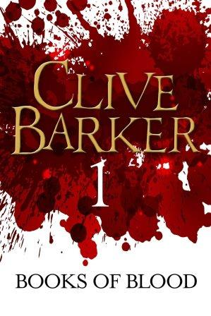 Clive Barker - Books of Blood 1, Kindle, ePub editions