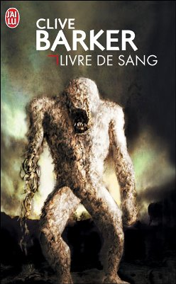 Clive Barker - Books of Blood - Volume One, France, 2001