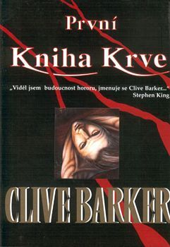 Clive Barker - Books of Blood - Volume One, Czech Republic 1994