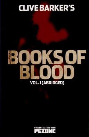 Clive Barker - Books Of Blood 1 (abridged), Sphere, 2007