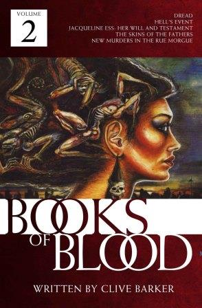 Clive Barker - Books of Blood 2, Kindle edition