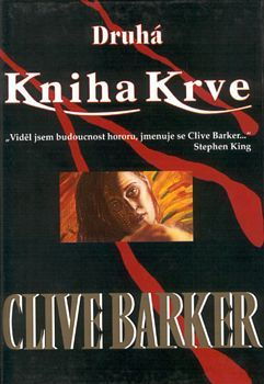 Clive Barker - Books of Blood - Volume Two, Czech Republic 1997