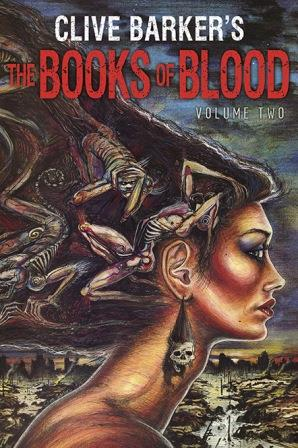 Clive Barker - Books Of Blood 2, Subterranean, 2014