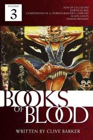 Clive Barker - Books of Blood 3, Kindle edition