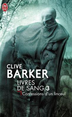 Clive Barker - Books of Blood - Volume Three, France, 2003