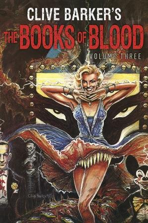 Clive Barker - Books Of Blood 3, Subterranean, 2014