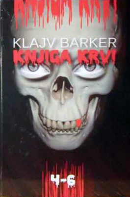Clive Barker - Books of Blood, Volumes Four to Six, Serbia