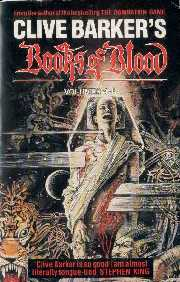 Clive Barker - Books of Blood 4-6, Sphere
