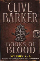 Clive Barker - Books of Blood 4-6, Warner