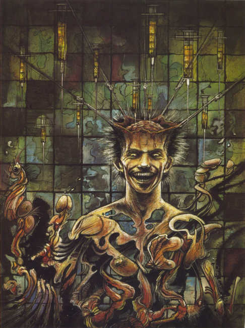 Clive Barker - Book Of Blood Volume IV