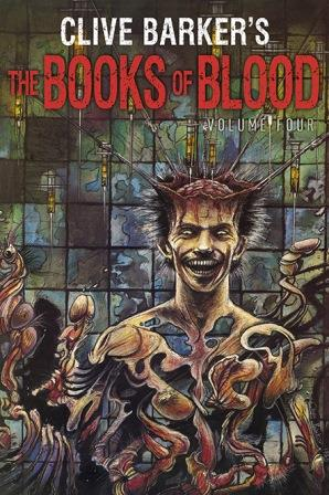 Clive Barker - Books Of Blood 4, Subterranean, 2014