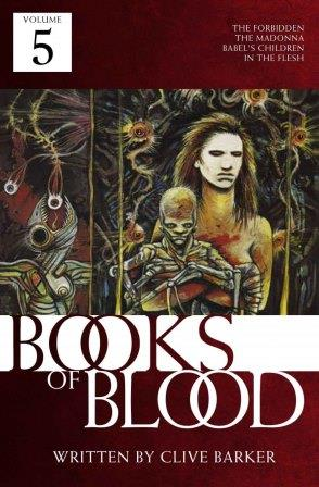 Clive Barker - Books of Blood 5, Kindle edition