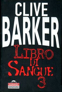 Clive Barker - Books of Blood - Volume Six, Italy, 1997