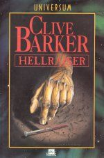Clive Barker - Age of Desire / Hellbound Heart - Czech, 1996.
