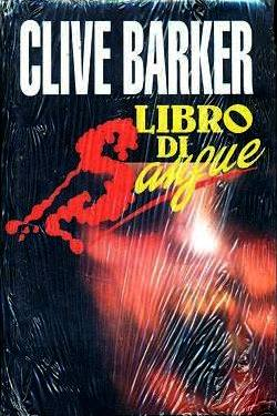 Clive Barker - Books of Blood - Italy, 1994