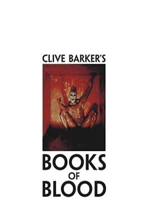 Clive Barker - Books of Blood, Stealth Press, trade edition