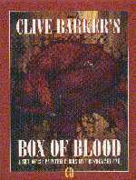 Clive Barker - Box of Blood - trade