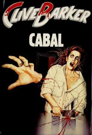 Clive Barker - Cabal - Italy, 1990