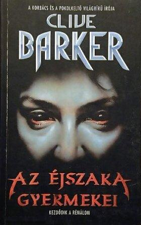 Clive Barker - Cabal - Hungary, date unknown.