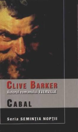 Clive Barker - Cabal - Romania, 2004
