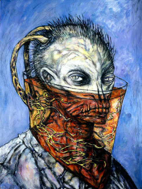 Clive Barker - Christopher Carrion In Old Age