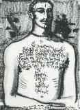 Clive Barker - Young Man With Chest Hair