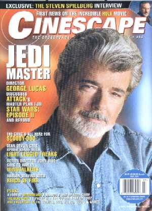Cinescape, Issue 62, July 2002 (cover 2)