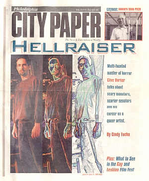 Philadelphia City Paper, No 633, 11 - 17 July 1997