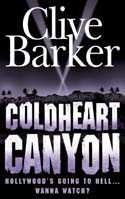 Clive Barker - Coldheart Canyon - provisional UK artwork