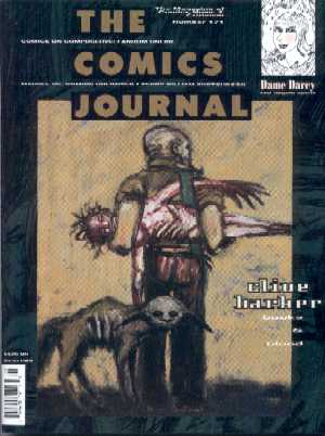 Comics Journal, No 171